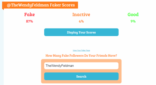 Feldman Fake Followers